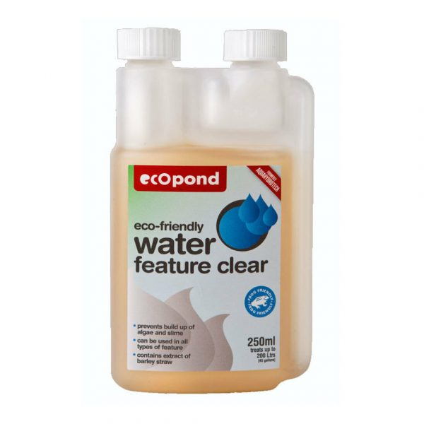 Water Feature Clear