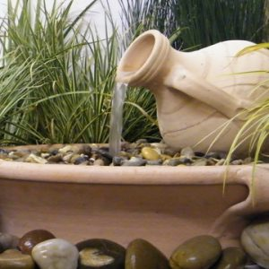 Artemis Self-Contained Water Feature