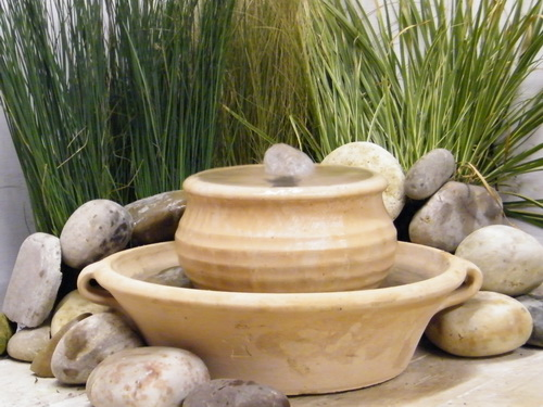 Helios Self-Contained Water Feature
