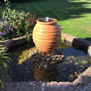 Koronios Pot Water Feature