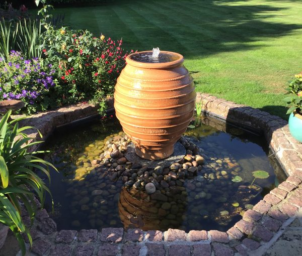 Koronios Pot Water Feature
